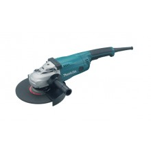 "Makita 9"" Angle Grinder with Soft Start"