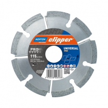 Norton Clipper Pro Universal TP Diamond Mortar Raking Blades