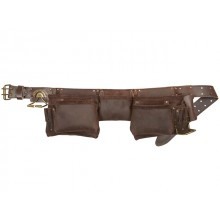 Kuny's Oil Leather Construction Work Apron
