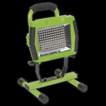 Sealey LED108C Cordless 108 LED Rechargeable Floodlight
