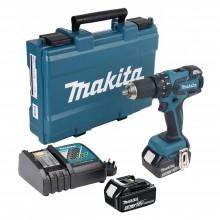 Makita DHP459SFE Brushless Combi Drill 2x3ah