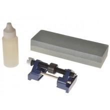 Marples Sharpening Stone, Oil & Honing Guide Set