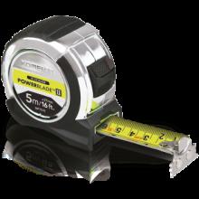 Komelon MPT57E Hi Viz Magnetic Tip Powerblade Tape 5m