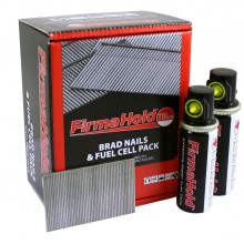 FirmaHold Straight Brads with Gas - 16 Gauge