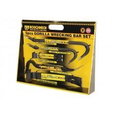 Roughneck Gorilla Wrecking Bar 5pc Set