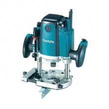 """Makita 1/2"""" Plunge Router - Fixed Speed"""