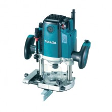 """Makita 1/2"""" Plunge Router - Variable Speed with Case"""