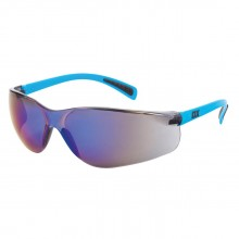 OX Safety Glasses (Blue Mirror)