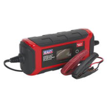 Sealey Compact Auto Maintenance Battery Charger