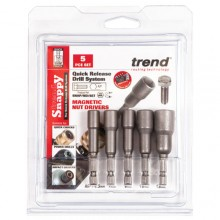 Trend Snappy nutdriver 5pc set