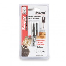Trend Snappy 3/8 inch diameter plug cutter