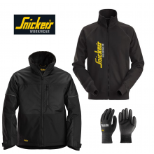 Snickers Winter Jacket Workpack