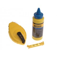 Stanley 30m Chalk Line Kit