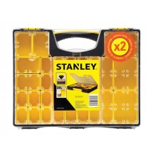 Stanley Pro Organiser Twin Pack: Deep & Shallow