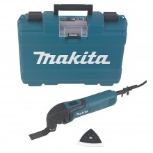 Makita TM3000CX14 Multitool with Case & Accessories 240v
