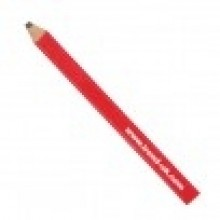 CARPENTERS PENCILS RED MEDIUM 3 PAC