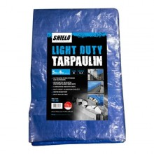 Timco Shield TTL45 Light Duty Tarpaulin 4x5m