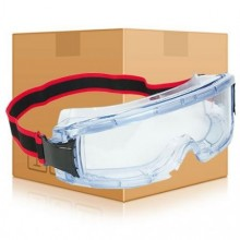 JSP Atlantic Clear Safety Goggles
