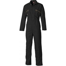 Dickies Redhawk Zip Front Coverall (Navy) WD4839