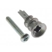 Metal Cavity Wall Speed Plugs- 4.5x35mm - 100pc