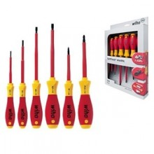 Wiha 6Pc VDE Screwdriver Set