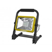 Faithfull Folding Rechargeable LED Work Light