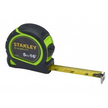 Stanley 36-026 5m Hi-Vis Tape Measure XMS19HVTAPE5