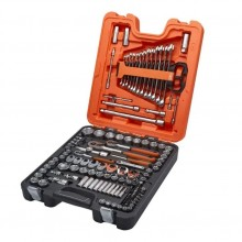 Bahco 138 Piece Socket & Spanner Set XMS19SSMIX